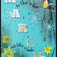 "August 2012 ATC - ""MARCH"""