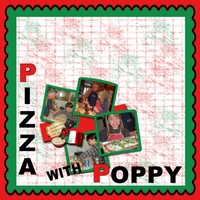 UFO Redo: Pizza with Poppy