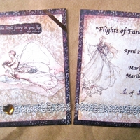"""Flights of Fancy"" April Hybrid - ""Let the Litte Fairy in You Fly"""
