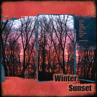 Saturday Color Challenge 3/1/14 Winter Sunset