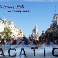 "Staycation 2013: Historic Downtown Challenge - ""WDW Postcard"""