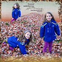 "Tuesday Freebie Challenge 11-12-2013  ""Ali Leaves"""
