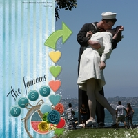 Unconditional Surrender Statue