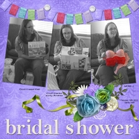 Yolande Bridal shower