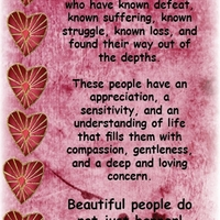 Beautiful People Do Not Just Happen ATC