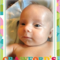 Crawford's Smile  •  Project Life 2013