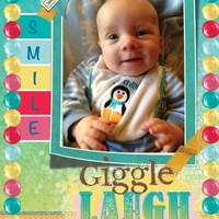 Lucky You Contest - Giggle, Laugh and Smile
