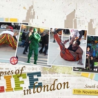 "Tuesday Freebie ""Glimpses of Life in London"""