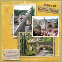 Hebden Bridge Yorkshire