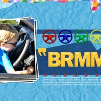 "Jumpstart January Task #8 ""Brmm"""
