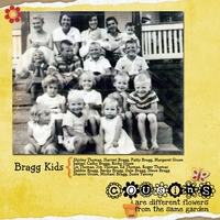 The Bragg Kids - 1959