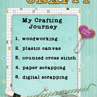 March ATC - Crafts