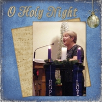 """O Holy NIght"""