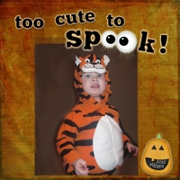 Too cute to spook!