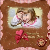 Project SG 2011 February Week 8-1: Chocolate Face 1