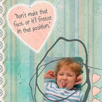 May ATC - Mom Words of Wisdom