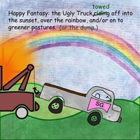 Ro's Newsletter Ugly Truck LO