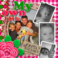 My own little family history