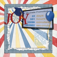 Countdown to Graduation (Tuesday Freebie)