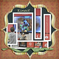 Kinect (scraplift & sat color)