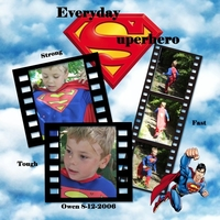 Everyday SuperHero-2 (SuperHero Challenge)