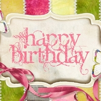Creative Cards Chat--Fascinating Birthday