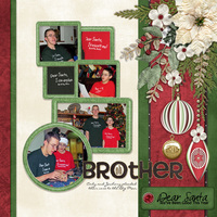 Recipe #4:  Brothers