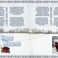 Snow Mowing