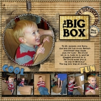 May Speed Scrap - The Big Box