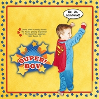 4/16 - Freebie Challenge - Super Boy
