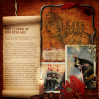 The legend of Ros Beiaard