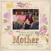 Monday 5/13 Mother's Day Challenge