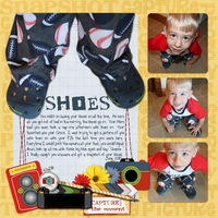 December 2013 Monthly contest Shoes