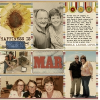 Project Life March Page 3
