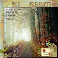 Thursday: One Kit: Breathe Nature
