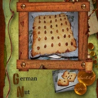 German Nut Cake