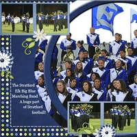 Big Blue Marching Band