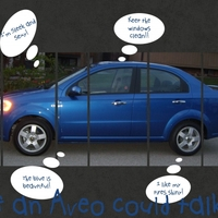 If an Aveo could talk
