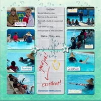 Jan 30 - Swim Lessons