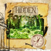 June 15-Font/WordArt-Hidden Forest