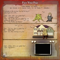 Aug 23 - Quotes - Face Your Fears