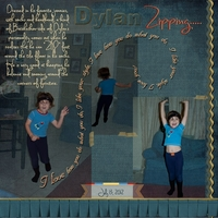 March 9 - Sat Color - Dylan Zipping