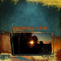 Nov 9 - Evening Star
