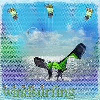 Jumpstart Jan - Week 3 - Windsurfing