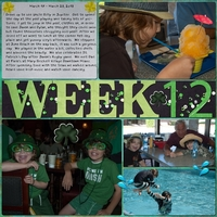 Project Life Week 12