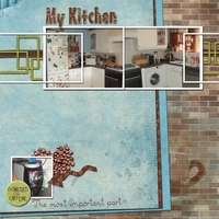 Thursday Challenge - My Kitchen