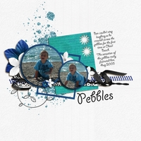 Thursday Challenge - Pebbles