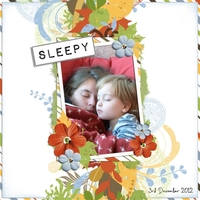 Thursday Challenge - Sleepy
