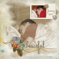 Thursday Challenge - Peaceful
