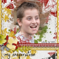 Oct ATC My Inspiration